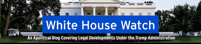 White House Watch Blog Banner